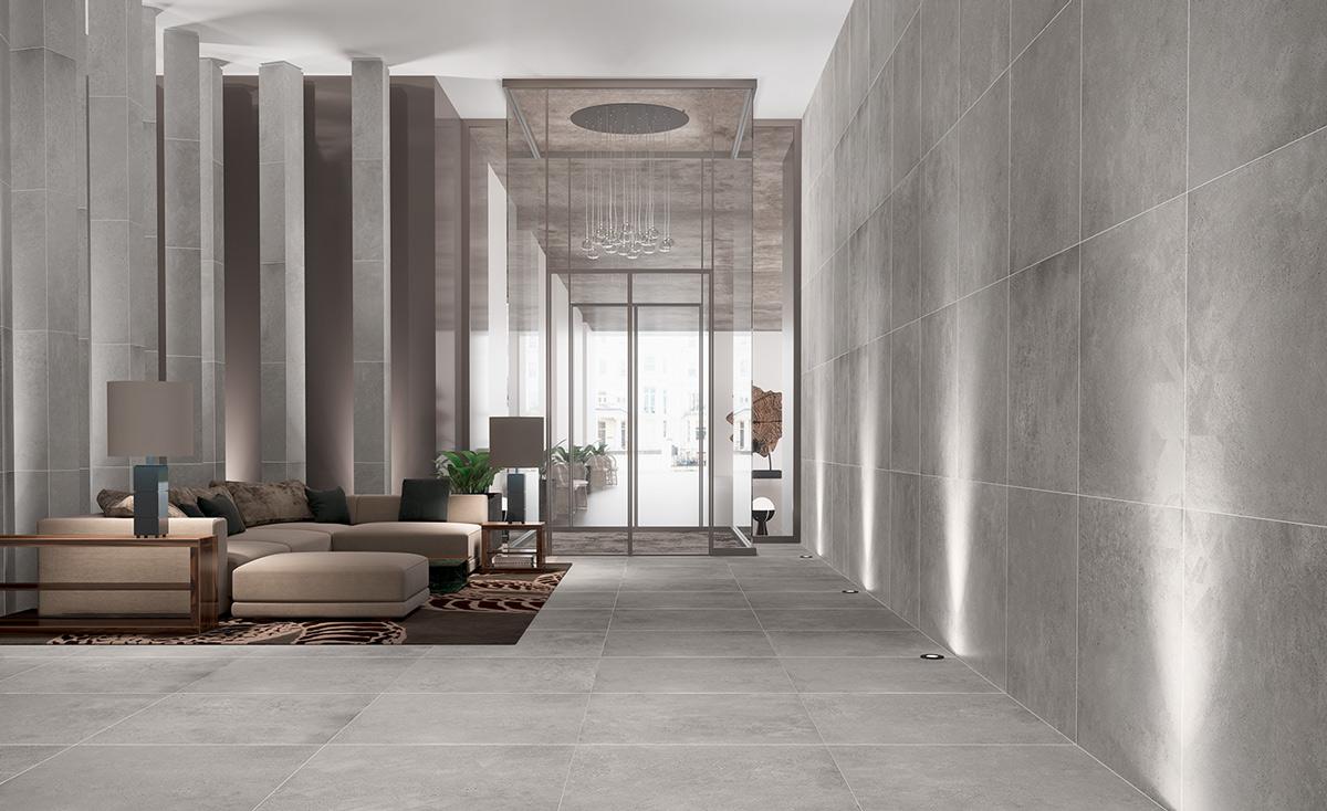 Fußboden Fliesen Zu Glatt ~ Fliesen in betonoptik fliesen kohnen
